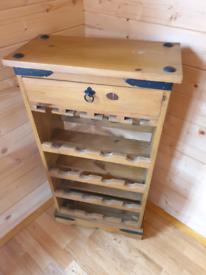 Bottle rack/cabinet