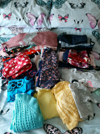 Girls Mixed Large Bundle Clothes 5-6 Years
