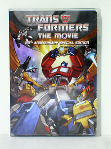 Transformers: The Movie - 20th Anniversary Special Edition DVD