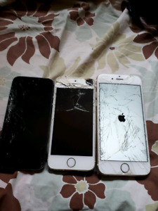 iPhone lot)