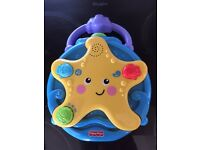 Fisher price musical star