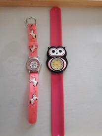 Children wrist watch