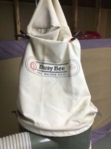 Dust collector from busy bee