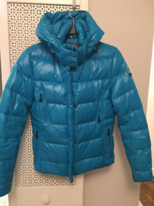 Women's Goose Down Fill Jacket