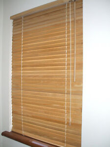 IKEA Wooden Window Blinds for $15