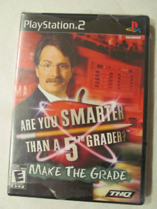 Playstation 2, Are You Smarter than a 5th Grader, learning game