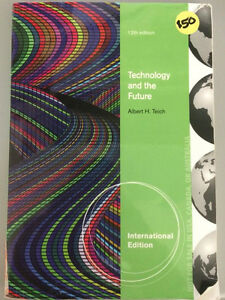 Technology and the Future 12th Edition - Teich