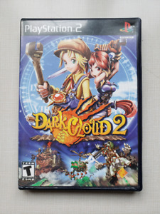 Dark Cloud 2 for the PlayStation 2 PS2