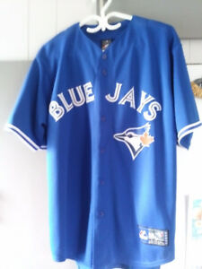 Genuine Blue Jays Jersey Men's Large