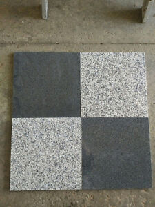 10 cases of stone tiles