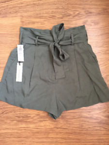 BRAND NEW SHORTS FROM ARITZIA