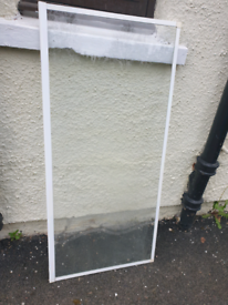 FREE Glass shower screen