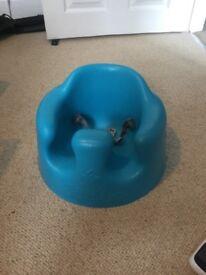 Bumbo floor seat (blue) RRP £37