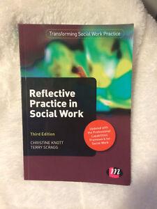 Reflective Practice in Social Work Peterborough Peterborough Area image 1
