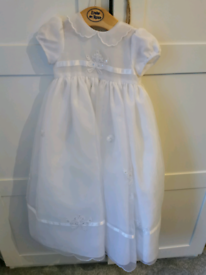 Baby Girl Sarah Louise Christening Gown
