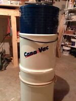 Cana vac central vac unit. Canister only.