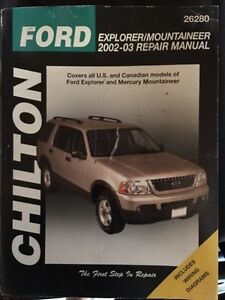 chilton repair manual other used cars vehicles in. Black Bedroom Furniture Sets. Home Design Ideas