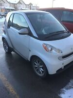 2008 Smart Fortwo Passion Coupe (2 door) - AWESOME CONDITION