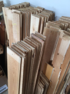Pine boards - various sizes
