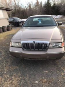 2001 Ford Grand Marquis Other