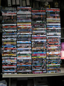 Dvds for sale-$5 each or less