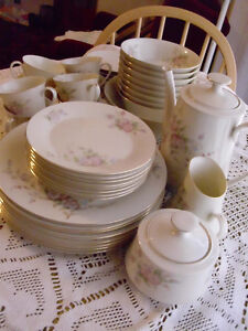 "Sadler ""Wellington"" Ivory China."