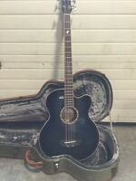 Michael Kelly Firefly Premium Acoustic Electric Bass like New