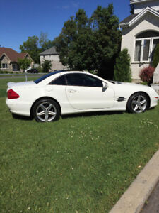 mercedes benz sl 500 2005