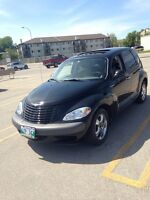 2001 pt cruiser limited loaded fresh safety
