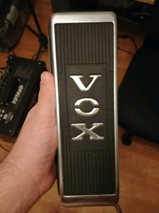 Vox Wah with upgrades/mods