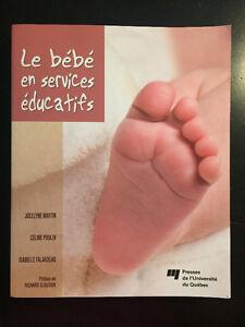le bebe en services educatifs