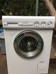 Comb-O-Matic Condenser Washer-Dryer