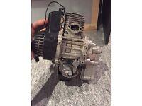 Mini moto engine