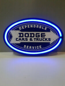 FORD DODGE CHEVY SIGNS