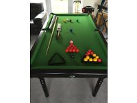 -----6ft Snooker Table------