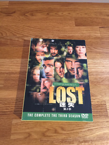 LOST - The Complete Third (3) Season (DVD)