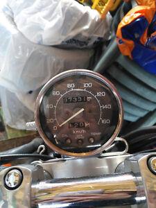 Honda Shadow 600cc vlx 1995
