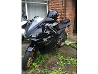 Yamaha R125 very good condition