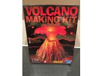 Kidz Labs Volcano Making Kit - brand new in box