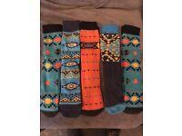 5 pairs of high quality socks