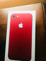 iPhone 7red edition for sale