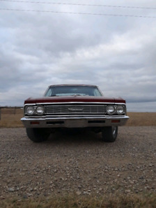 1966 Chevelle. NEW engine! Reduced!