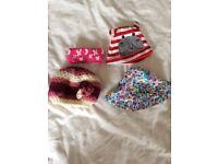 Hats £4