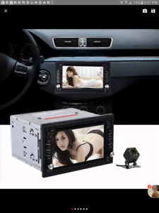 7 inch car android. Bluetooth-Mp5-Cd player-Gps- Quality headunit