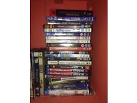 Various DVDs (from smoke free home)