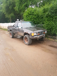 1985 Toyota sr5 truck 22re fuel injected