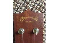 Martin s1 ukulele/swap for decent electric or acoustic