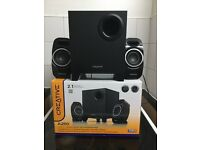 Speaker System 'Creative A250 2.1'