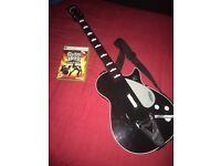 Guitar Hero World Tour & Gretsch Guitar Controller