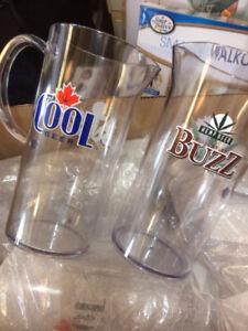 New beer pitcher buzz hemp beer